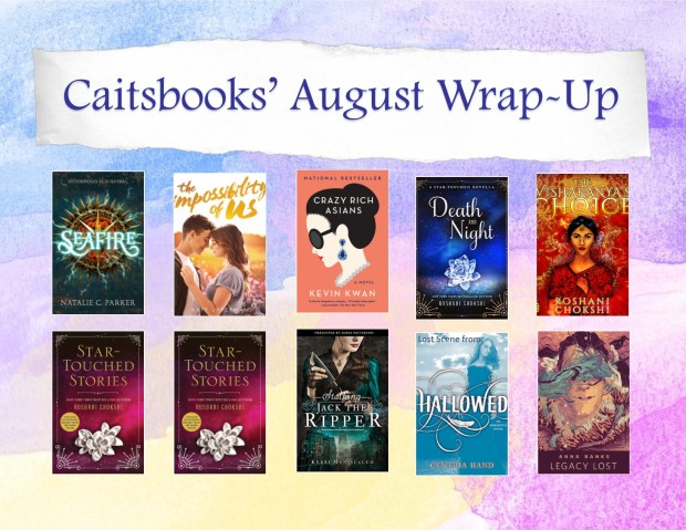 aug wrap up