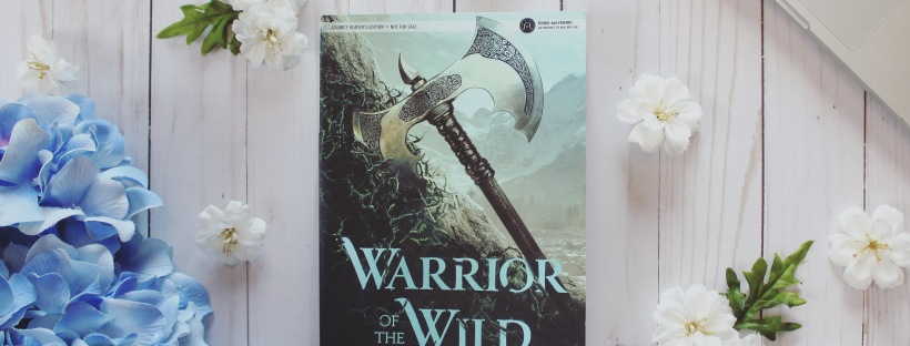 Warrior of the Wild by Tricia Levenseller – ARC Review – Cait's Books