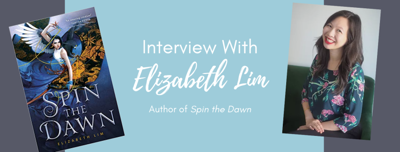 Interview with Elizabeth Lim, author of The Storm Crow