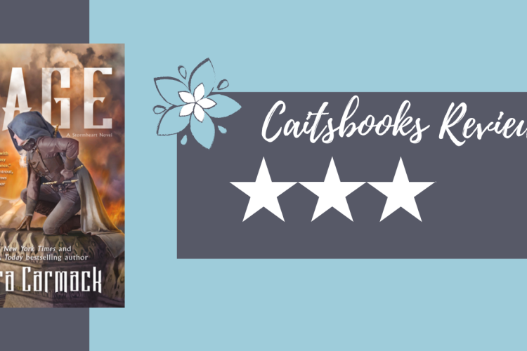 Caitsbooks Reviews: Rage ARC by Cora Carmack (3 Stars)