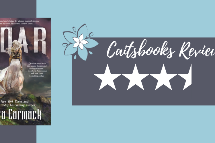 Caitsbooks Reviews: Roar Cora Carmack (3.5 Stars)