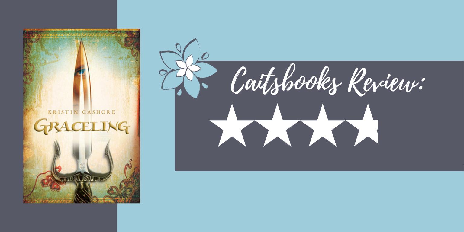 Caitsbooks Reviews Graceling by Kristen Cashore - 3.75 Stars