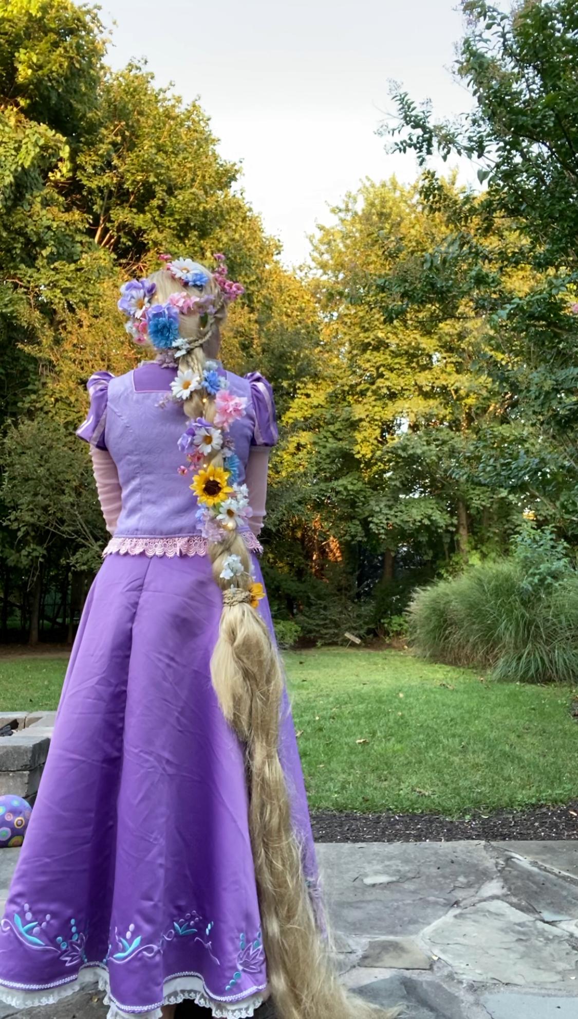 Rapunzel (Back)