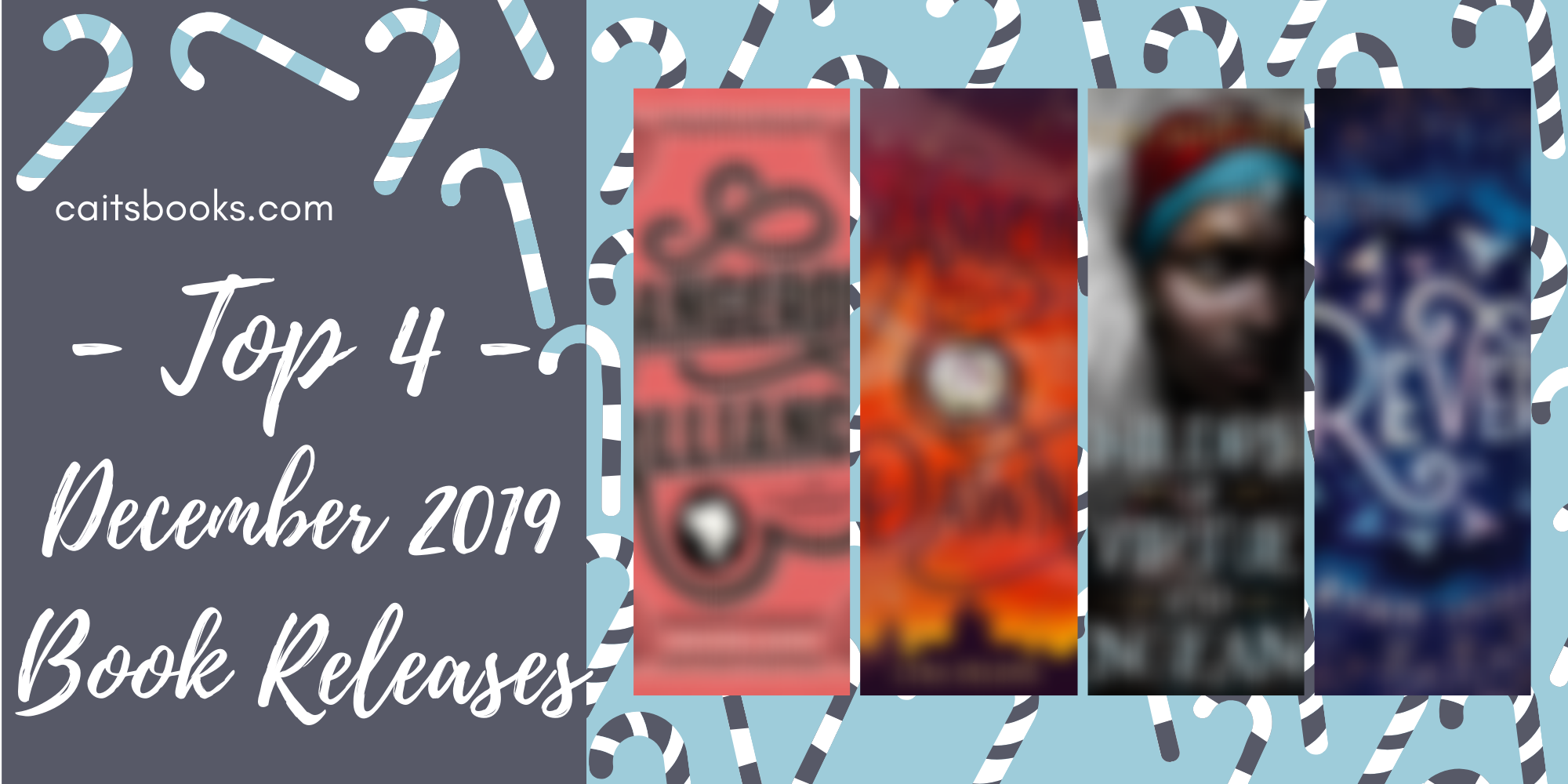 caitsbooks.com Top 4 December 2019 Book Releases