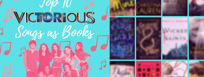 Victorious Songs As Books