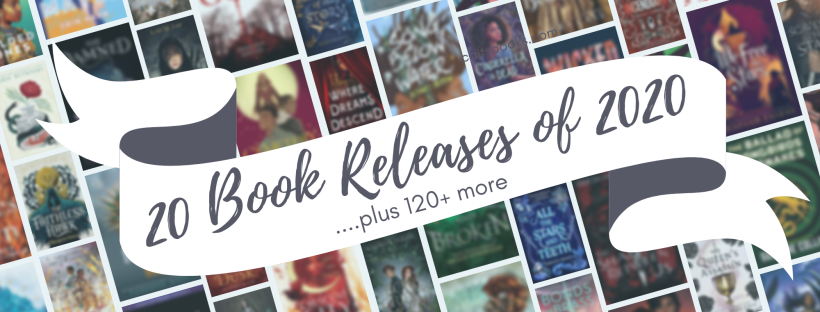 20 Book Releases of 2020