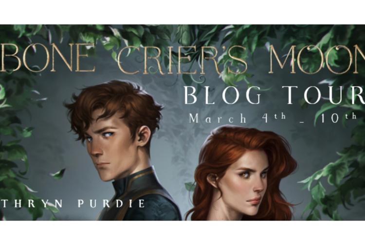 Bone Crier's Moon Blog Tour