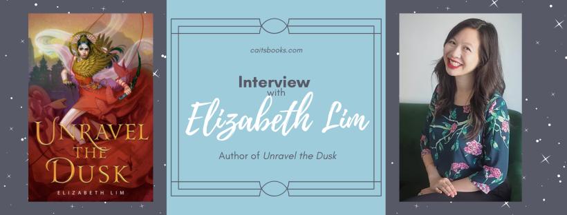 Elizabeth Lim Unravel the Dusk Interview