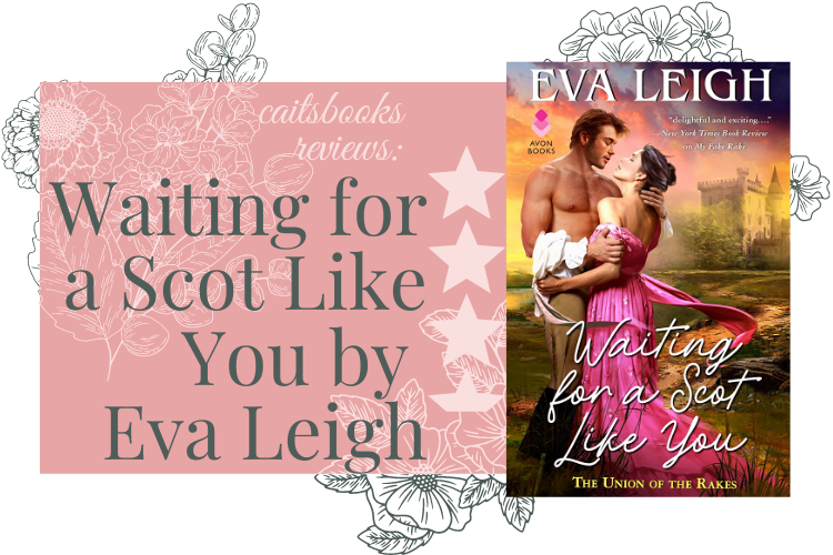 Waiting for a Scot Like You Review 3.5 Stars