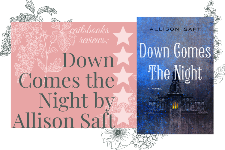 Caitsbooks Reviews Down Comes The Night (5 Stars)
