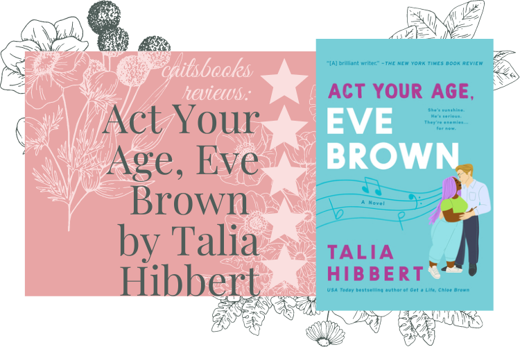 Act Your Age Eve Brown Review - 5 Stars